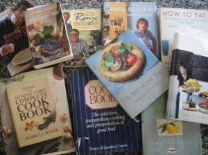 10 cook books that have influenced me most