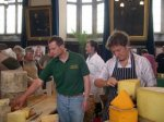 Tavistock cheese festival