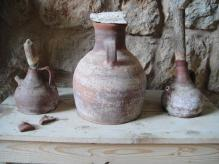Tradtional drinking vessels