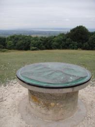 Bronze topograph