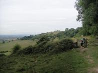 Along the Cotswold way