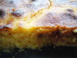 Lemon amaretti cake