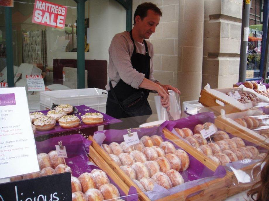 Pippin doughnuts