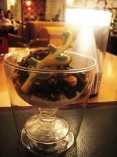 Jack Daniel's sundae