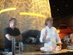 Giorgio and Carlo introduce the session