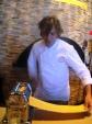 Giorgio Locatelli making fresh pasta