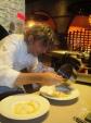 Giorgio Locatelli cooking pasta