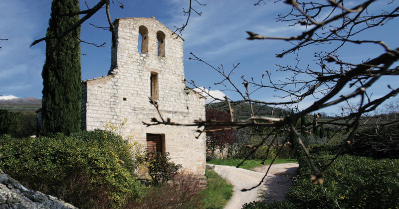 San Pietro a Pettine in Umbria