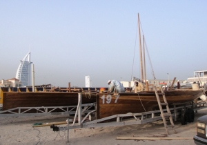 Racing Dhows