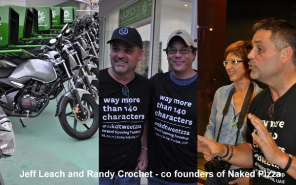 Jeff Leach and Randy Crochet