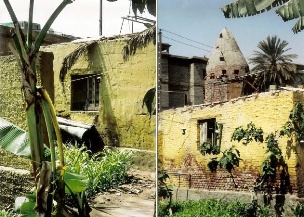 Houses in Egypt