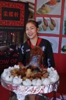 Chinese duck at Taste of Dubai