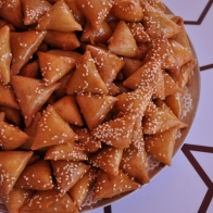 Arabic pastries