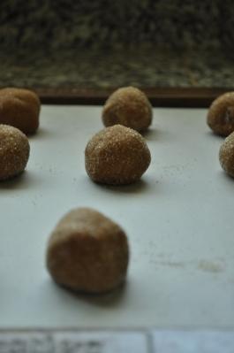 Rolls of dough