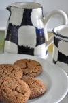 Ginger chocolate biscuits(9)