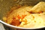 Hot cross bun dough