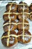 Hot choc buns