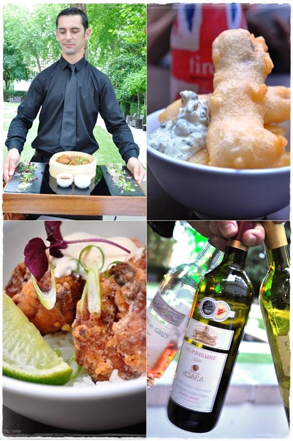 Food and wine FBC11