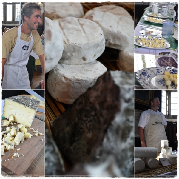 Cheeses and producers