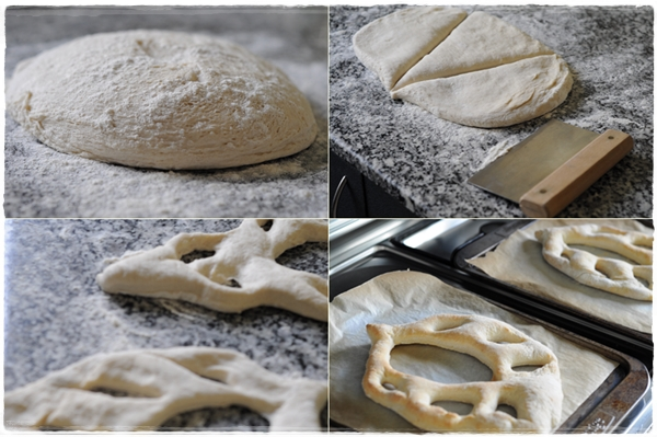 Fougasse method