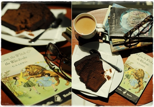 The Chronicles of Narnia and gingerbread