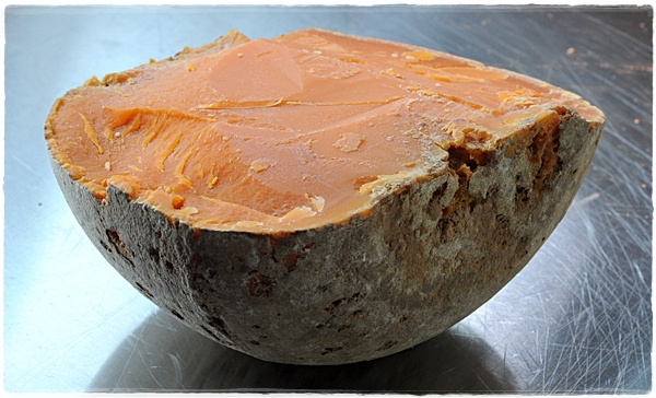 Mimolette cheese