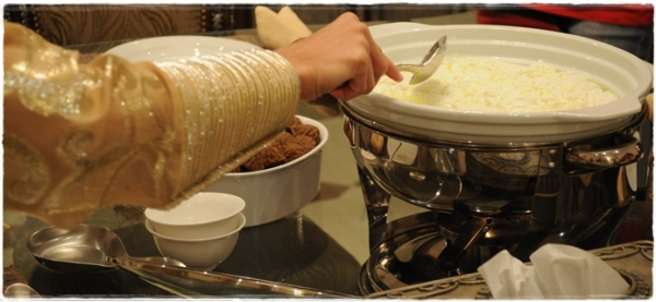 chami - Emirati breakfast