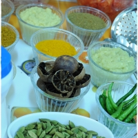 Bzar and other spices - a day in an Emirati kitchen