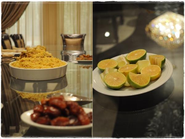 Emirati food - fogat diyay