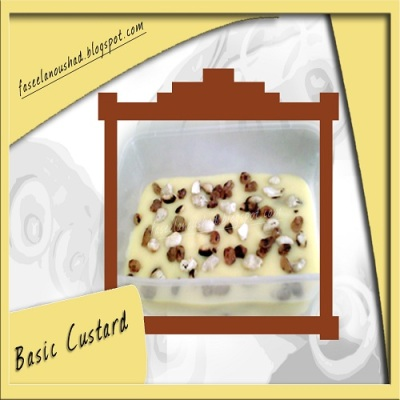 Basic custard - Good Food Ends with Good Talk