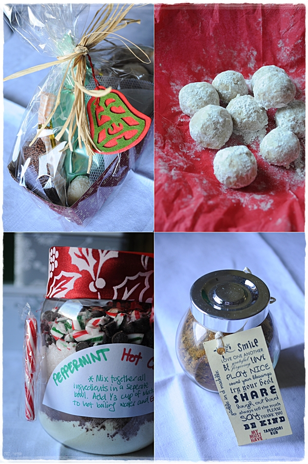 gifts from food bloggers