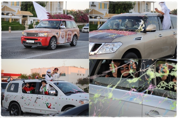 Scenes from UAE National Day 40th anniversary