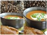 Goulash soup andbread