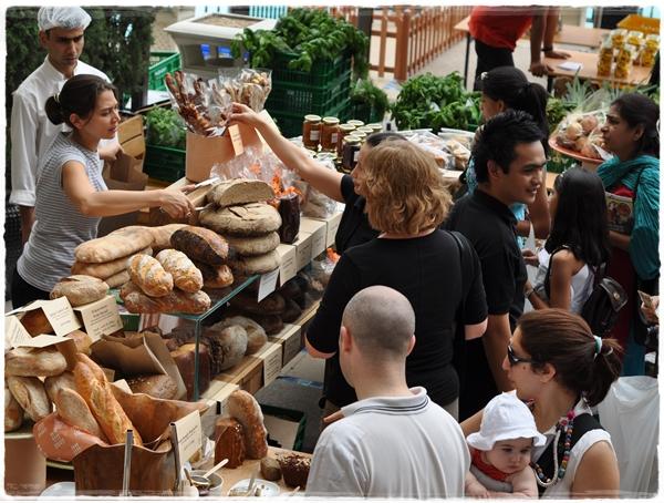 Market at Souk al Bahar