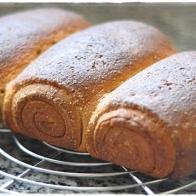 Tangzhong rye bread