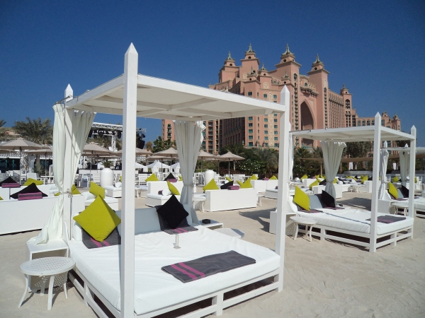 Nasimi Beach - Atlantis The Palm, Dubai