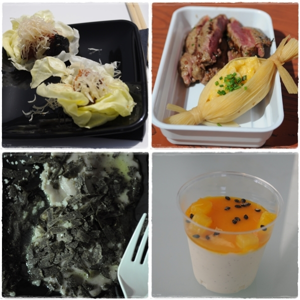 Some things I ate at Taste of Dubai