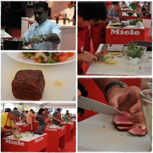 Miele Taste of Dubai 2012