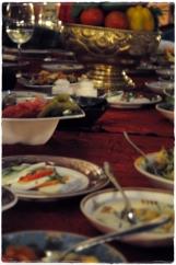Feast at Levantine