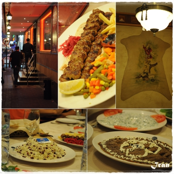Iran - Middle East food tour Dubai