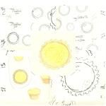 My Custard Pie drawingboard