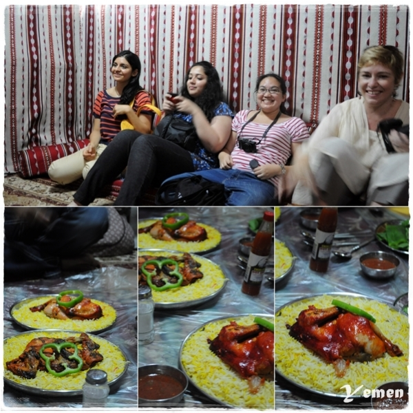 Yemen - Middle East food tour Dubai