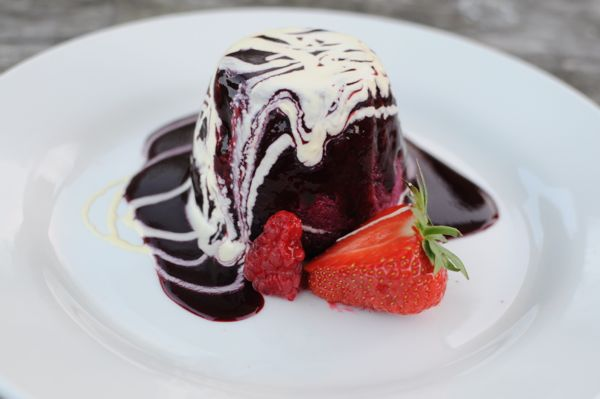 Summer pudding