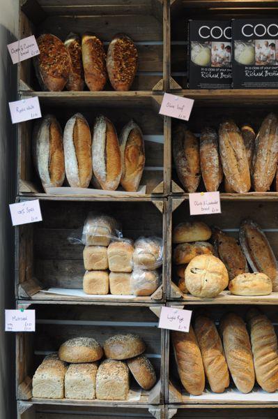 Bertinet Bakery in Bath