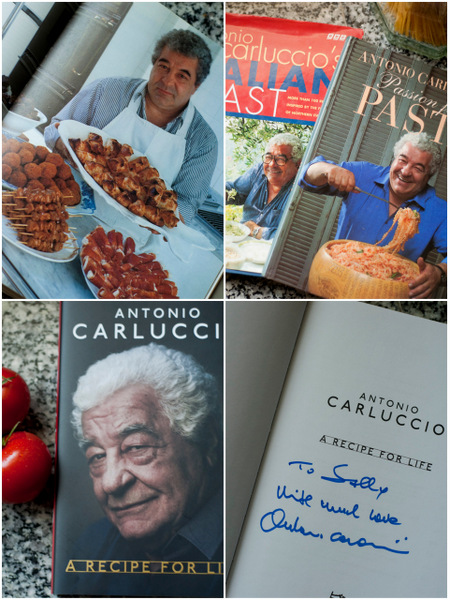 Books from Antonio Carluccio
