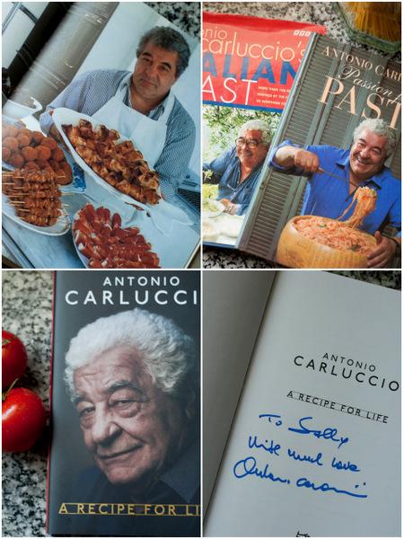 Books from Antonio Carluccio