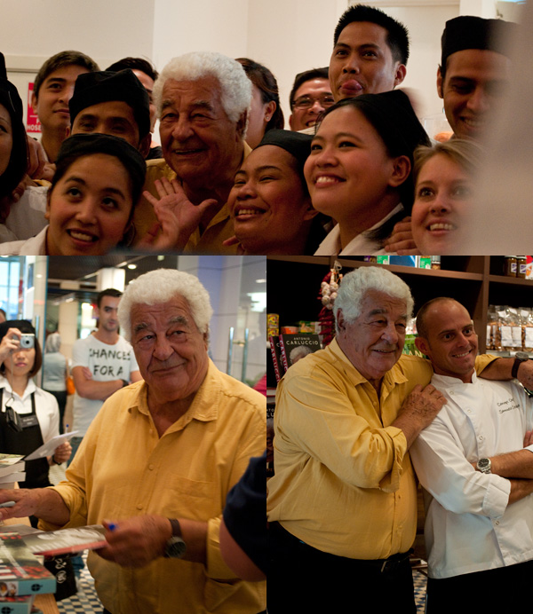 Antonio Carluccio in Dubai