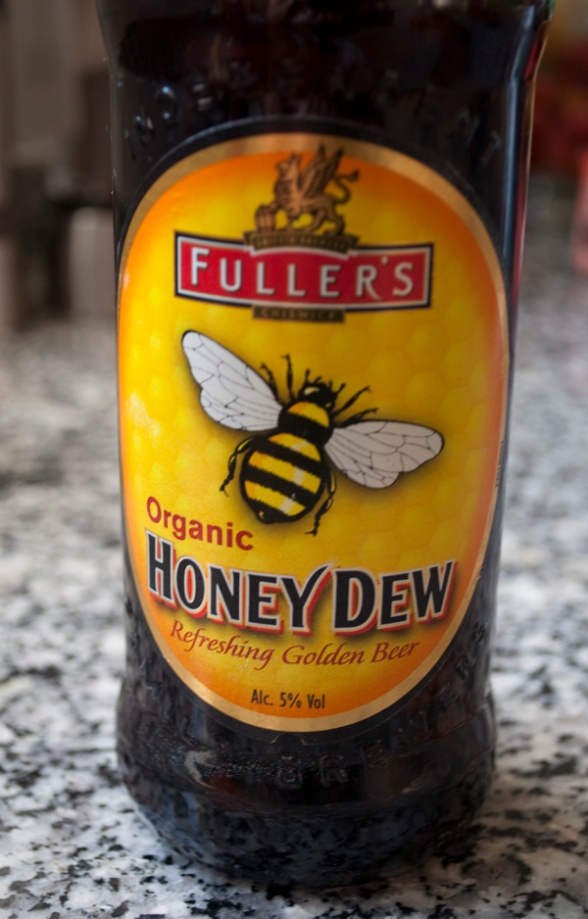 Honey bee ale