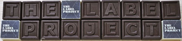 The Label Project chocolate