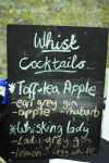 I had to test all the Whisk cocktails